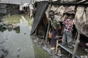 Titelbild Jahresbericht 2015 Welthungerhilfe