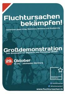 Plakat GroßdemoSmall